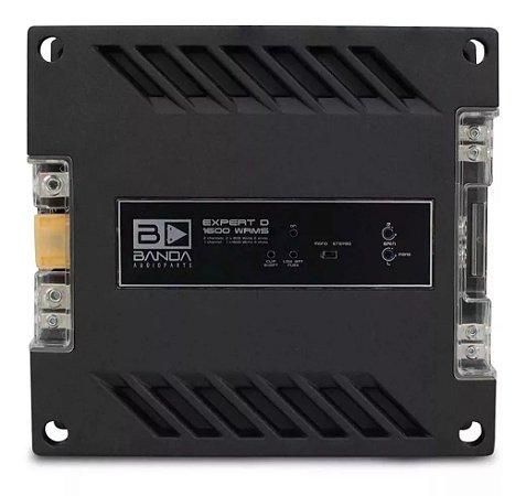 Modulo Amplificador Banda Expert D 1600 2Ohms