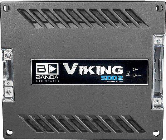 Modulo Amplificador Banda Viking 5000W RMS 2 Ohms