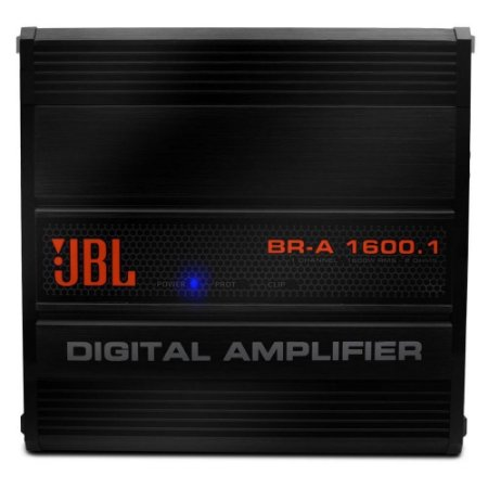 Módulo Amplificador Digital Jbl Br-a 1600 1 canal 1600 Wrms 1 ohm