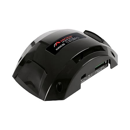 Modulo Amplificador Hinor HI400.3D 3 Canais 2 OHMS 2 x 100 W RMS