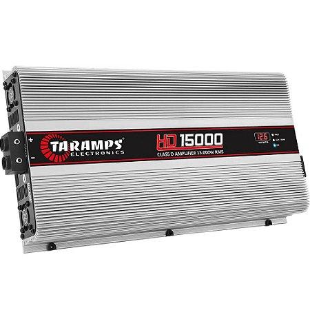 Módulo Amplificador Taramps Hd 15000 15000W RMS 2 Ohms 1 Canal