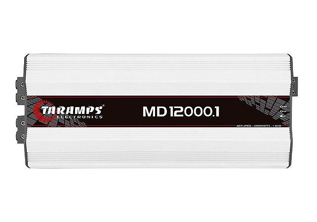 Módulo Amplificador Taramps Md12000.1 12000w Rms 1 Canal 1 ohm