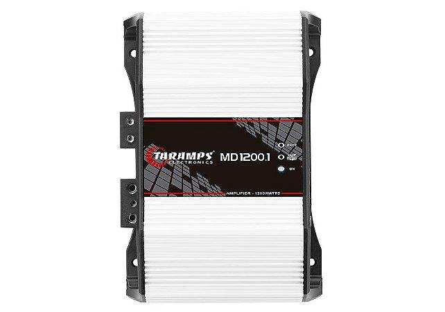 Modulo Amplificador Taramps Md1200 1 Canal 1 Ohm 1200w Rms V2