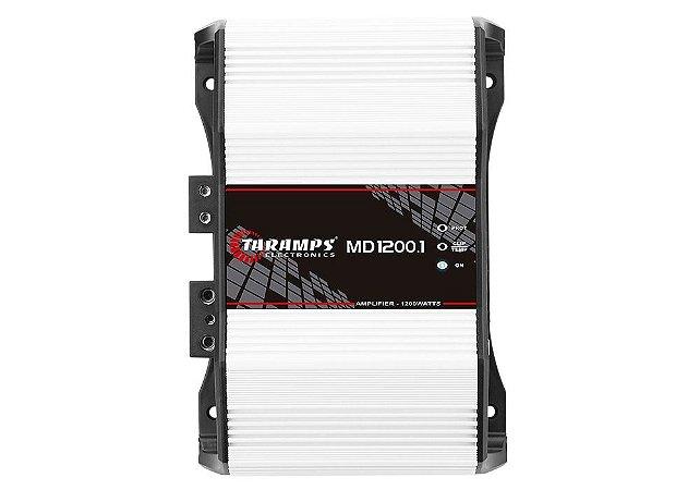 Modulo Amplificador Taramps Md1200 1 Canal 2 Ohms 1200w Rms V2