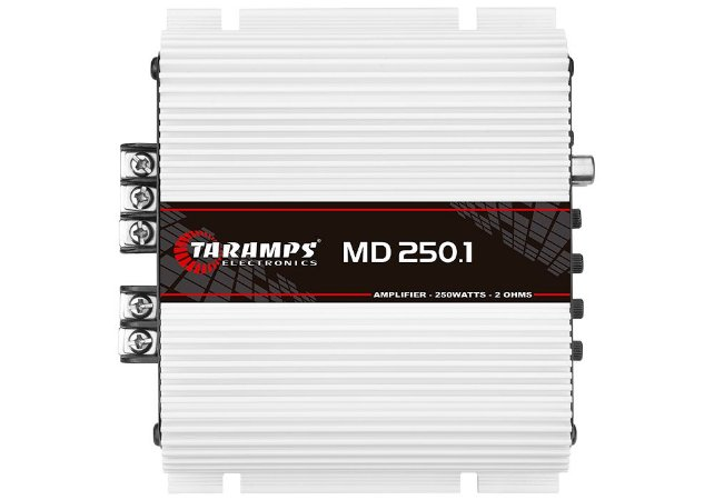 Modulo Amplificador Taramps Md250 250w Rms 1 Canal 2 Ohms