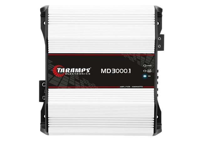 Módulo Amplificador Taramps Md3000.1 3000w Rms 1 Canal 1 ohm
