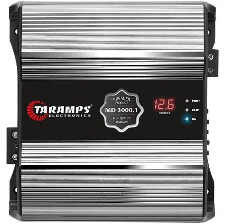Módulo Amplificador Taramps Md3000.1 Premier 3000w Rms 1 Canal 2 ohms