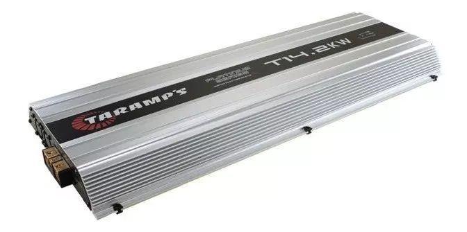 Módulo Amplificador Taramps T 14.2KW 14200W RMS 1 Canal 1 Ohm