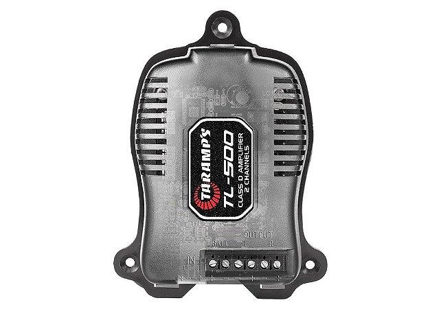 Modulo Amplificador Taramps TL500 100w Rms 2 Canais 2 Ohms