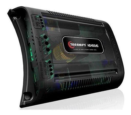 Módulo Taramps Hd400.4s  Digital 400w Rms 4 canais