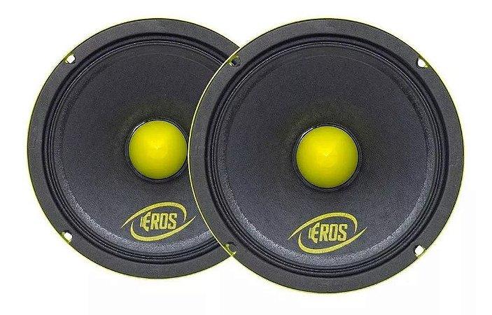 Par De Woofers 6 Eros 6mb 400 - 200 Watts Rms - 8 Ohms