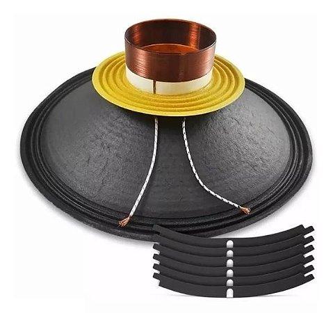 Reparo Kit Completo Mg10/300 Oversound 8ohms