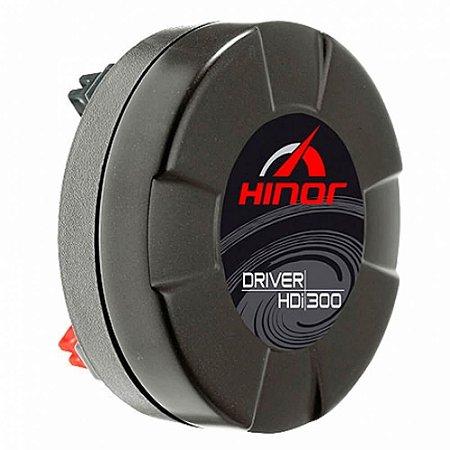 Super Driver Hinor Fenólico Hdi300 100w Rms 8 Ohms Profissional