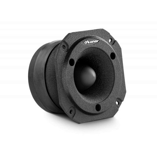 Super Tweeter Hinor Hst600 Trinyum 300W RMS 8 Ohms MATTE BLACK