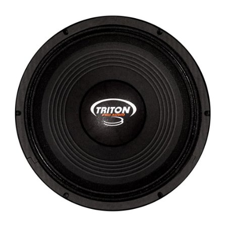"Alto Falante Woofer Triton Pro Audio 10"" 10SLX300 300W RMS 8 ohms"
