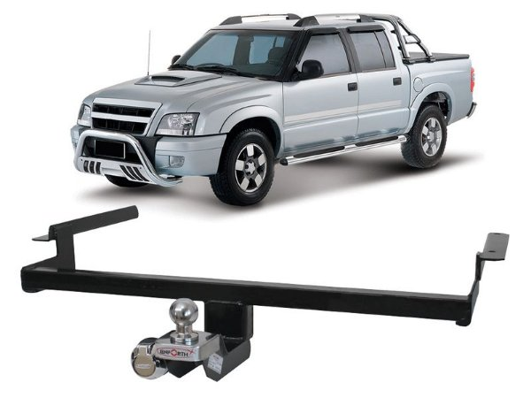 Engate Chevrolet S10 2001 a 2001 Standard ou Luxo EFH252-085 Fixo