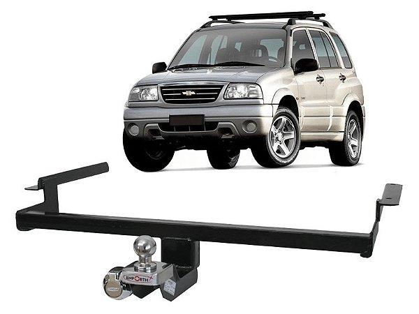 Engate Chevrolet Tracker 2001 a 2010 Vitara 2000 a 2007 EFH255-085 Fixo