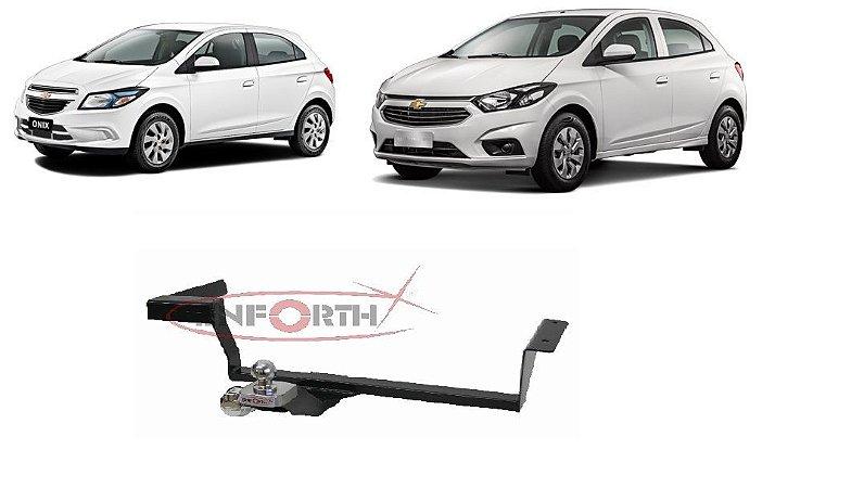 Engate Chevrolet Onix Hatch 2012 ao 2019 EFH290-085
