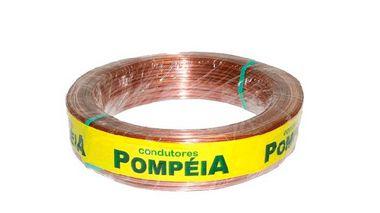 Cabo Automotivo Flexivel Pompeia 9mm 25 metros