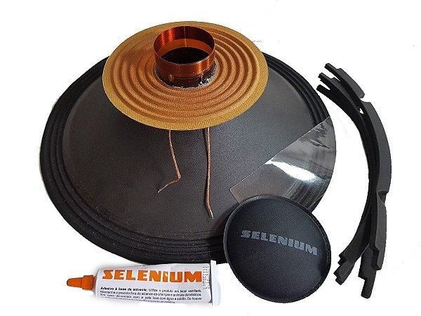 Kit Reparo Jbl Selenium 15sw1p 8 Ohms