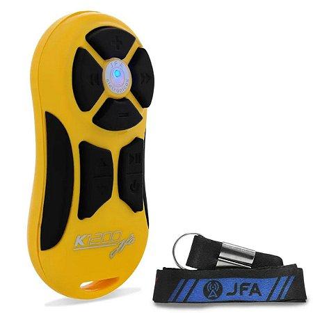 Controle Longa Distância JFA K1200 Master Plus Amarelo