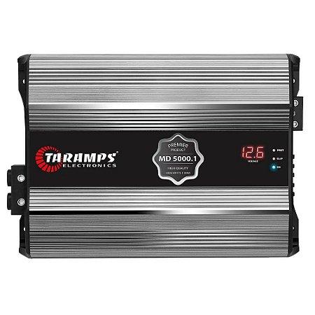 Módulo Taramps Md 5000.1 Premier 5000w Amplificador 2 Ohms
