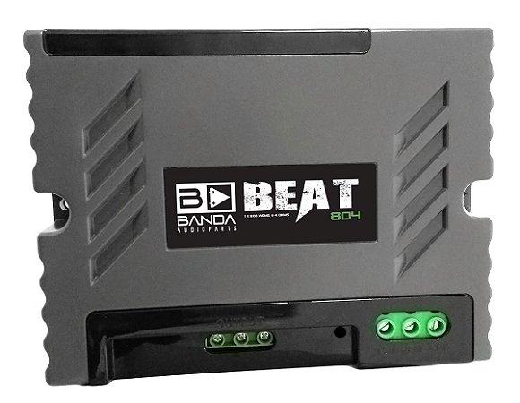 Módulo Amplificador Banda Beat 804 800W Rms 1 Canal 4 Ohms