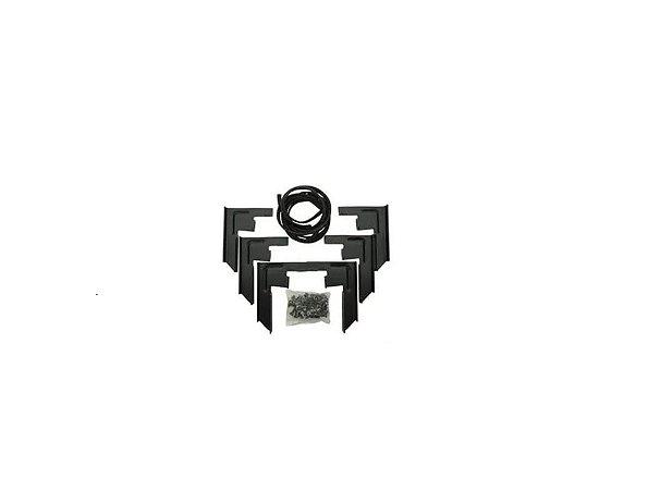 Kit de instalação BEPO para estribo Amarok 10
