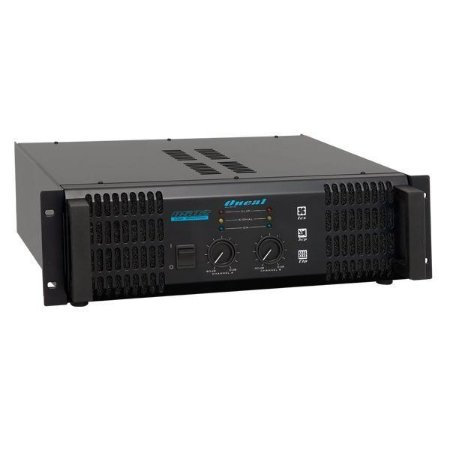 Amplificador de Som Profissional Oneal OP 8502 2000W Rms