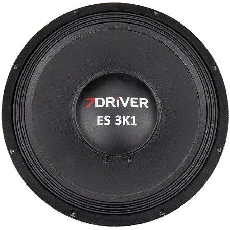 Alto Falante 15 Polegadas 7Driver ES 3K1 1550W Rms 8 Ohms