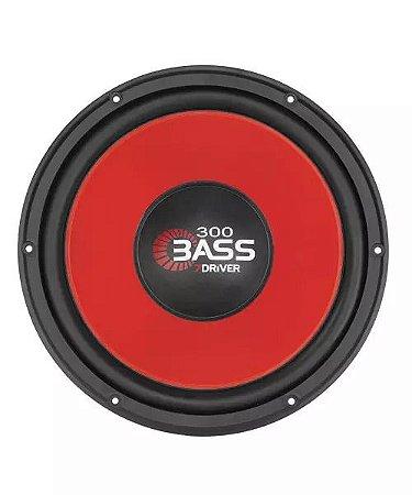 Alto Falante 7Driver Bass 300 150W Rms 12 Polegadas 4 Ohms