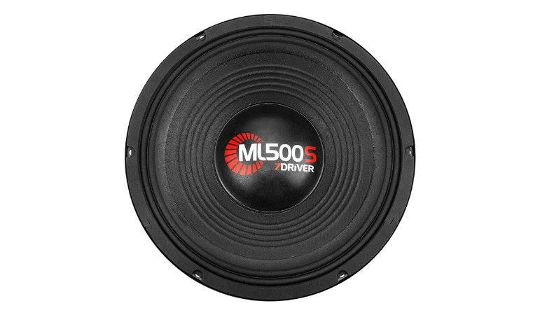 Alto Falante 7Driver 10 Polegadas ML 500S 500W Rms 8 Ohms