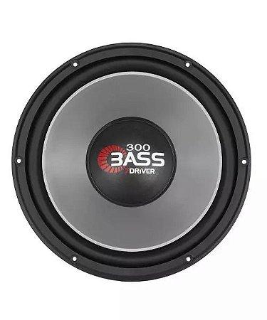 Alto Falante 7Driver 12 Polegadas Bass 300 4 Ohms Cinza