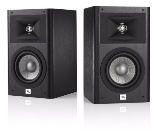 Caixa Som JBL 6,5 Studio 230 BK 150W Rms Par