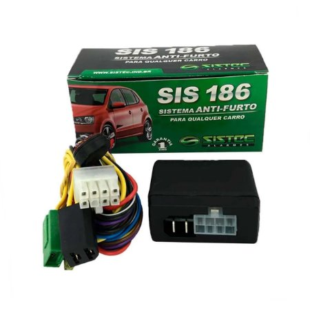Bloqueador Anti-furto Sistec Sis186 Universal