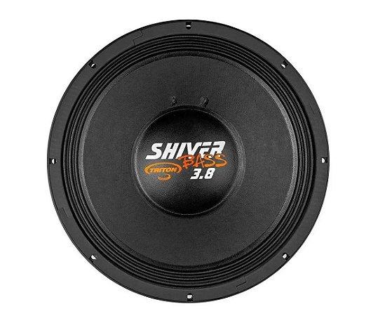 Kit Reparo Alto Falante Triton 15 Shiver 3.8 4 Ohms