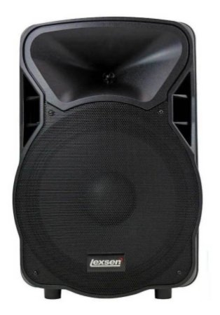 Caixa De Som Lexsen Ls-15bt 100w Rms Bluetooth Bivolt