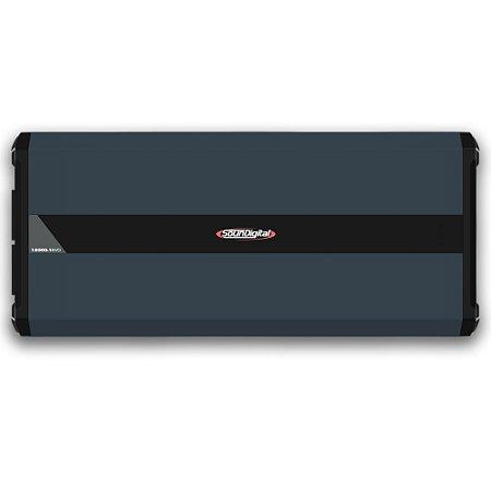 Modulo Amplificador Soundigital Sd12000 Evo 4.0 1200w 2 Ohms