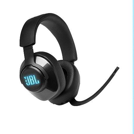 Jbl Quantum 400 Fone De Ouvido Over-ear Para Jogos Com Fio