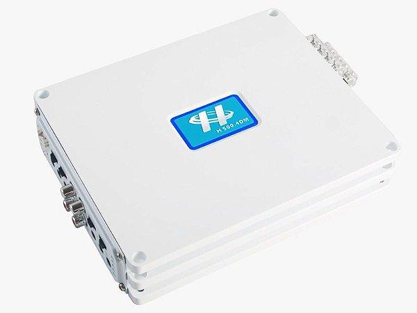 HURRICANE  H500.4DM 400W/RMS 4C 2OHMS MARINE