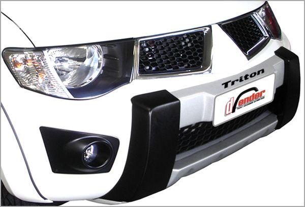 Capa de Para-choque L-200 Triton 2011/2012 Dfender OV015 PCI