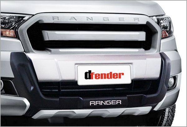 Capa de Para-choque Ford Ranger 2017 a 2019 Dfender OV048 PCI