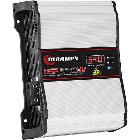 Módulo Amplificador Taramps DSP 1800 HV 1 Ohm Alta Voltagem