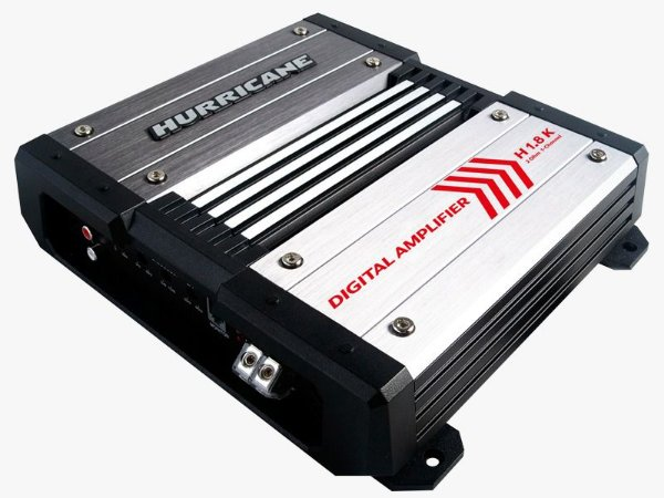 MODULO AMPLIFICADOR HURRICANE H1.8K 1800W/RMS 1 CANAL 2OHMS