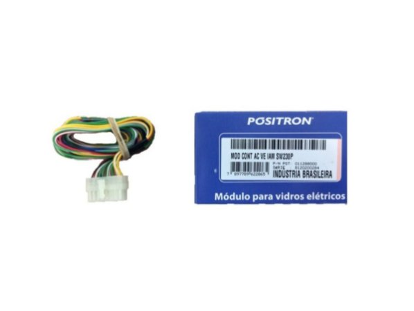 Modulo Vidro Eletrico Sw230P 2P Positron