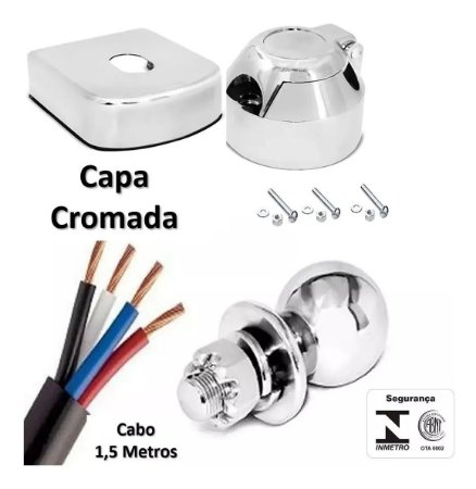 KIT PARA ENGATE DHF (CAPA/BOLA/CABO/TOMADA)