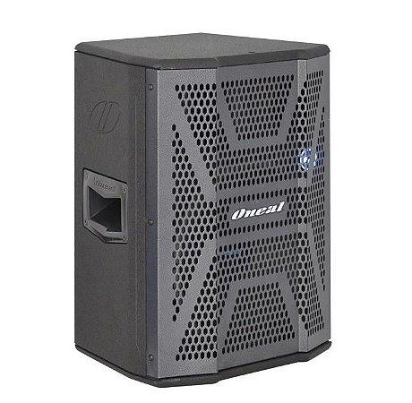 Caixa Acústica Ativa OPB-1410X PT 10P 120WRms Preta - ONEAL
