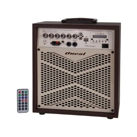 Caixa Amplificada Multiuso Oneal OCM 4008B Vintage
