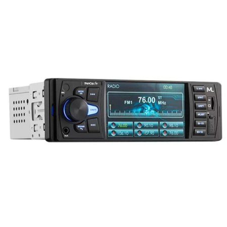 Som Automotivo Rock 4 Mp5 Radio Bluetooth P3325