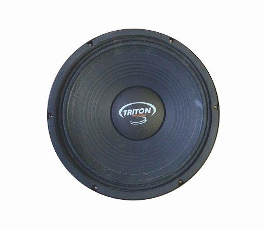 "Alto Falante Triton Pro Audio 10"" 10SLX600 300W RMS 8 ohms Recondicionado"